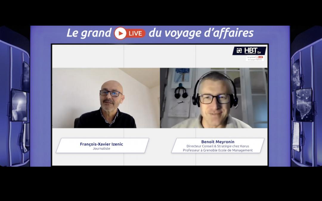 #GLVA – Benoît Meyronin, Directeur Conseil & Stratégie chez Korus et professeur à EM Grenoble