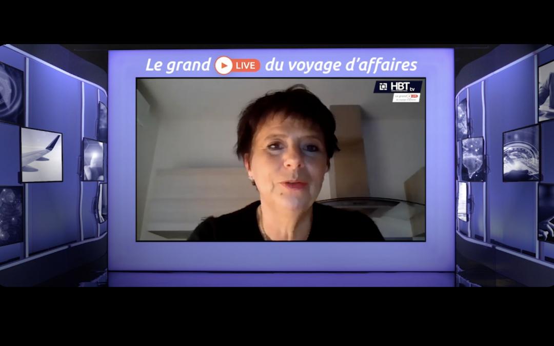 #GLVA – Delphine, Responsable des Achats – Travel & MICE