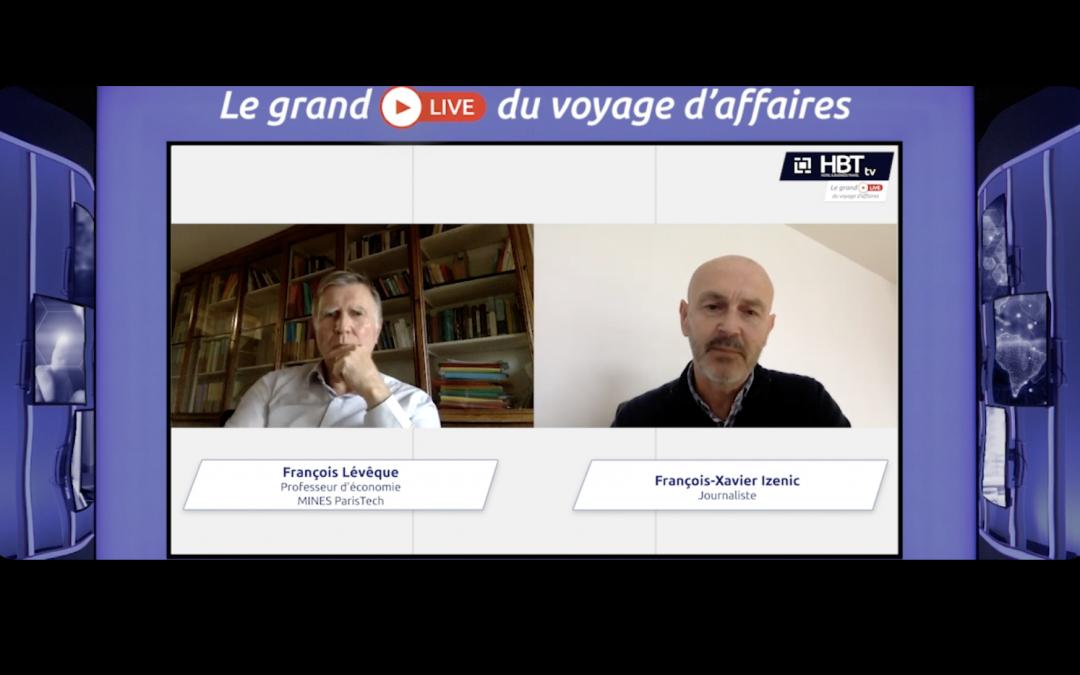 #GLVA – François Lévêque, Professeur d'économie chez MINES ParisTech