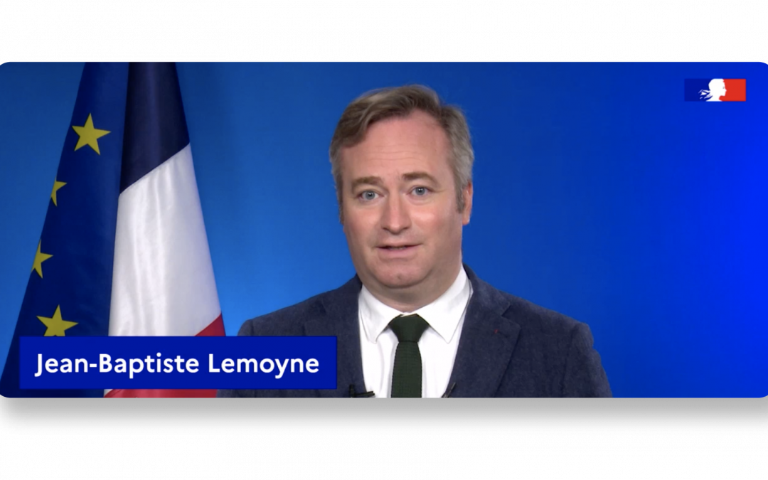 #GLVA – Jean-Baptiste Lemoyne, secrétaire d'Etat au tourisme