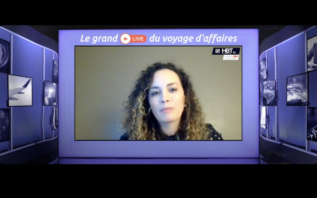 #GLVA – Sarah Messaoui, Global Category Manager – Travel chez Total
