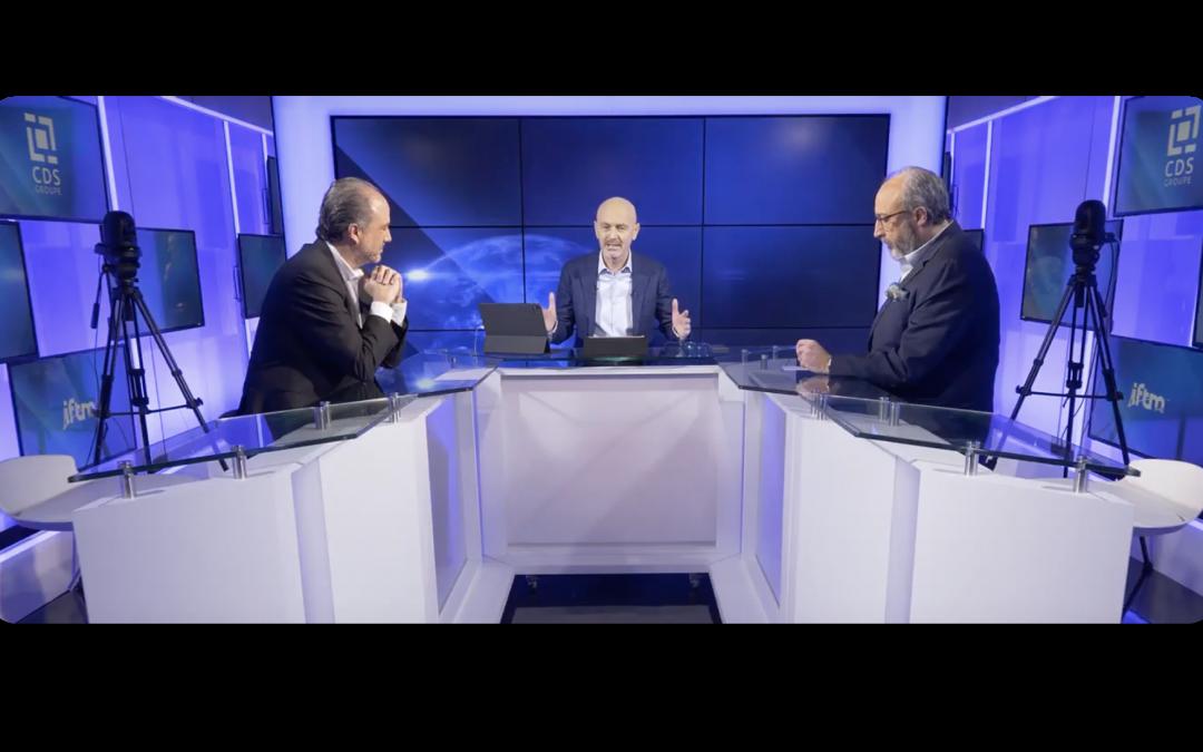 #GLVA – Introduction de Ziad Minkara et Frédéric Lorin